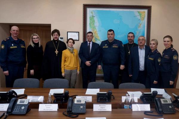 Рабочая встреча с уполномоченным по правам человека