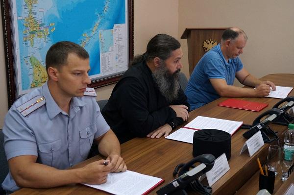 В работе Общественного совета приняли участие представители государственных и общественных организаций